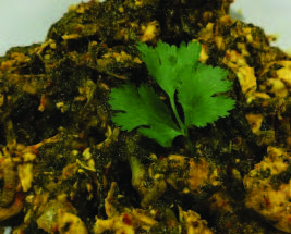 Gongura Chicken - House Special