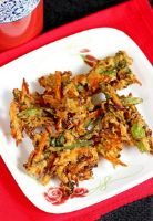 Mixed Vegetable Pakoda
