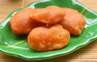Aloo Bajji(Potato Bajji)