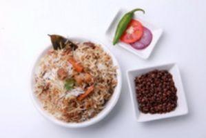 Ulavacharu Veggie Biryani
