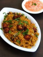 Simhapuri Chicken 69 (Boneless)  Biryani