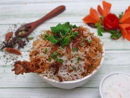 Aroma special Chicken(Bone-less) Biryani
