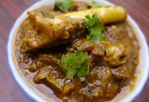 House spl. Goat Curry