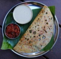 Ravva Onion Dosa