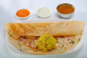 Mysore onion chilli Dosa