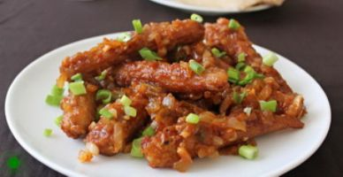 SICHUAN BABY CORN NUGGETS