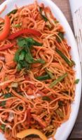 Schezwan Vegetable Noodles