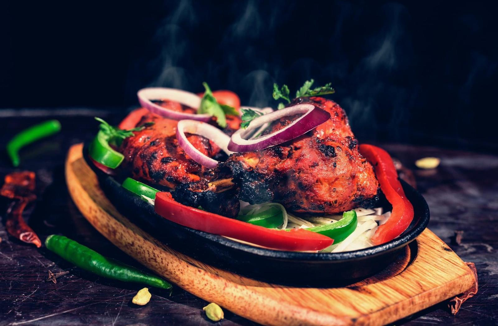 Tandoori Chicken - Half