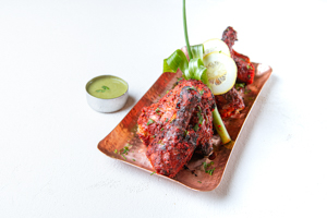 Tandoori Chicken (House favorite)