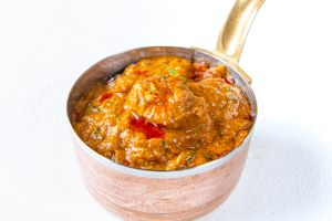 Andhra Chicken Curry (House Favorite)