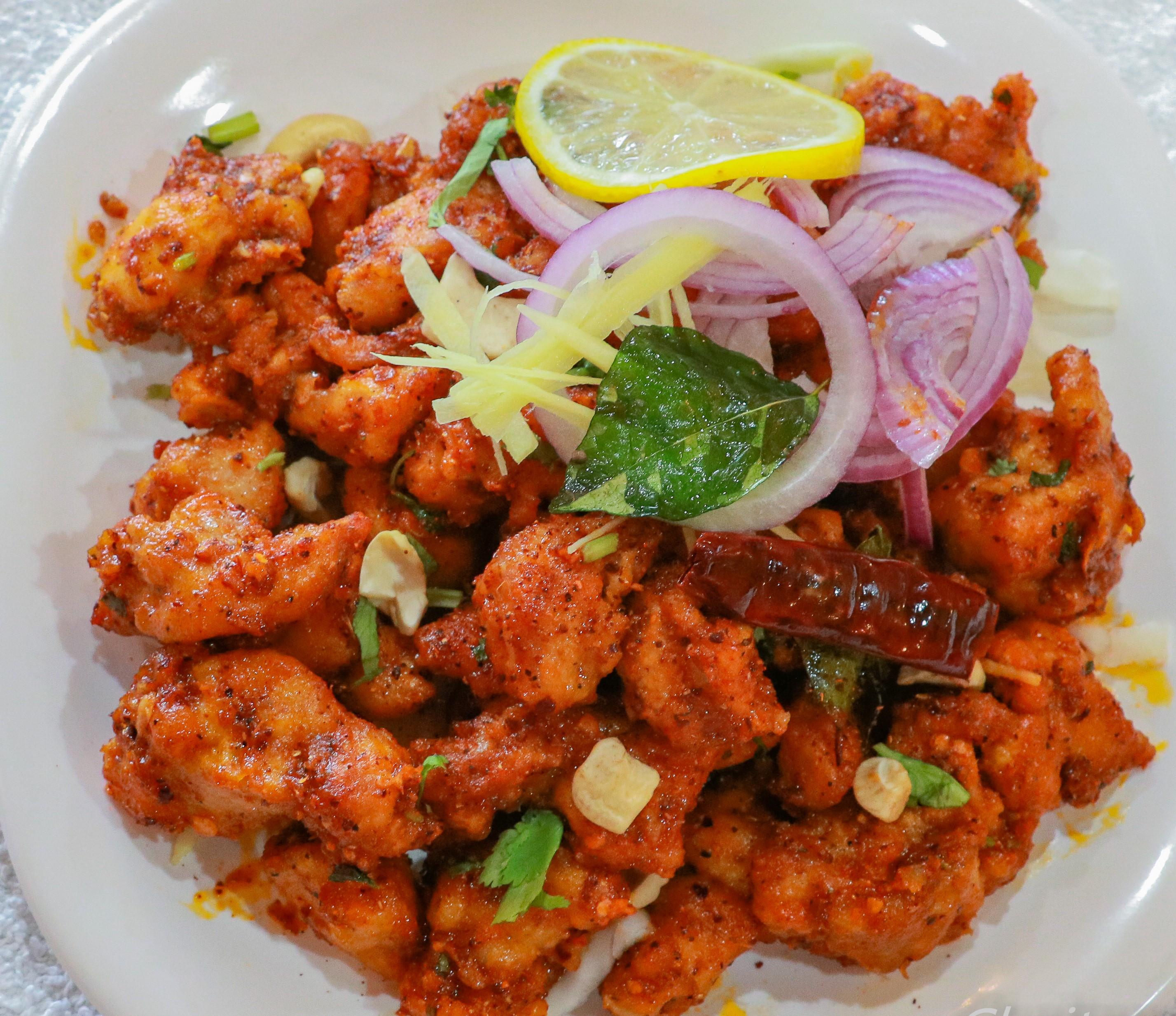 Karampodi Kodi (Spicy)  **Bawarchi Special**