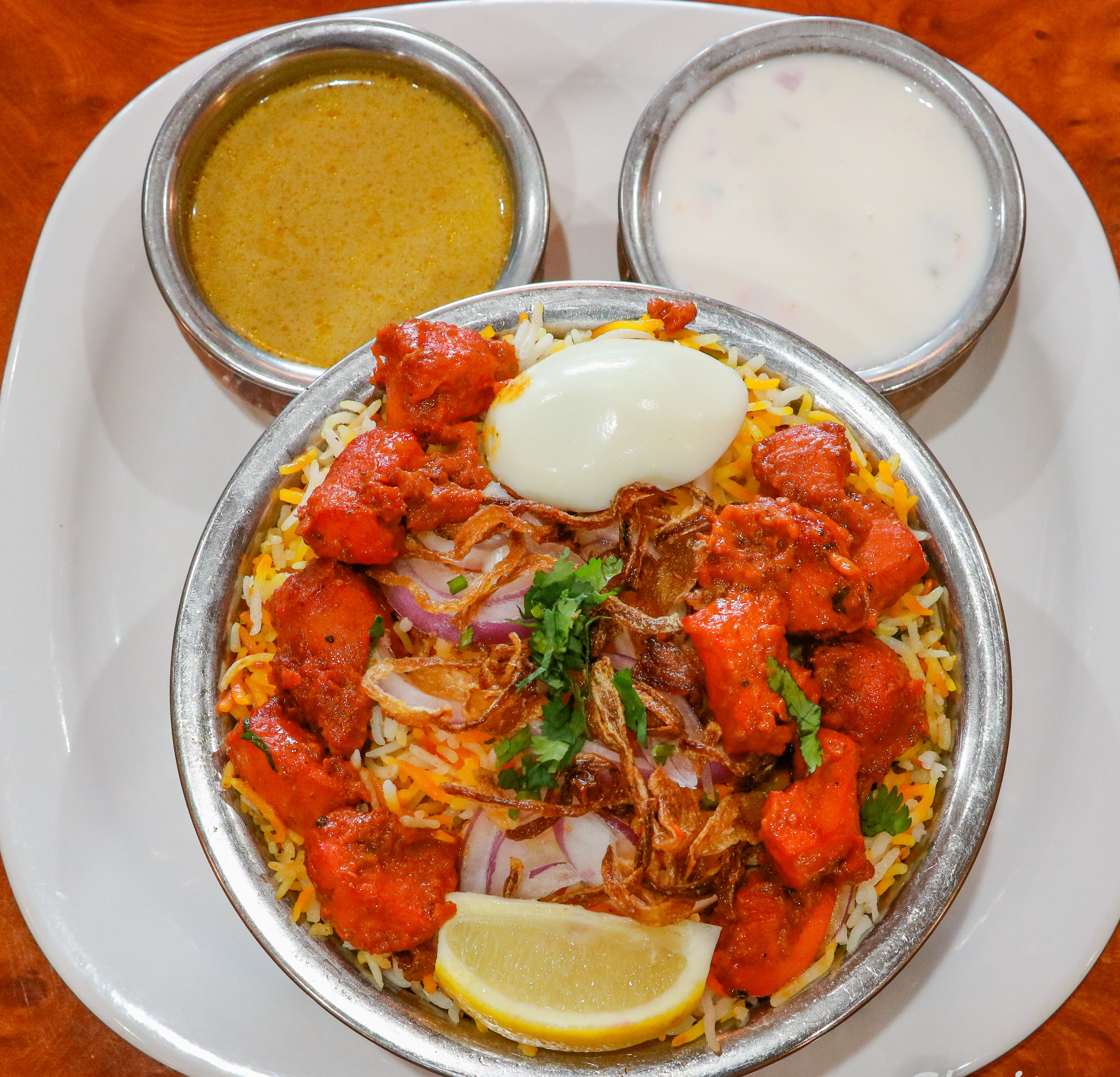 Vijayawada Boneless Chicken Biryani