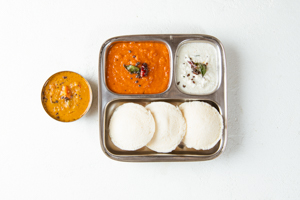 Idli (3) (House Favorite)