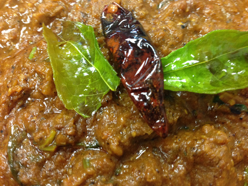 Goat Chettinad - Chefs Speciality
