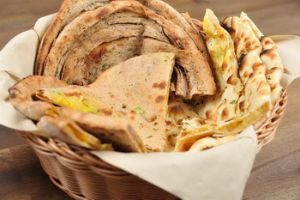 Tandoori Bread Basket