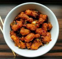 CHILI BABY CORN NUGGETS