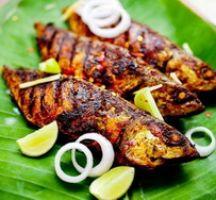 Masala fried fish