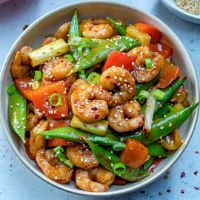 Schezwan Shrimp