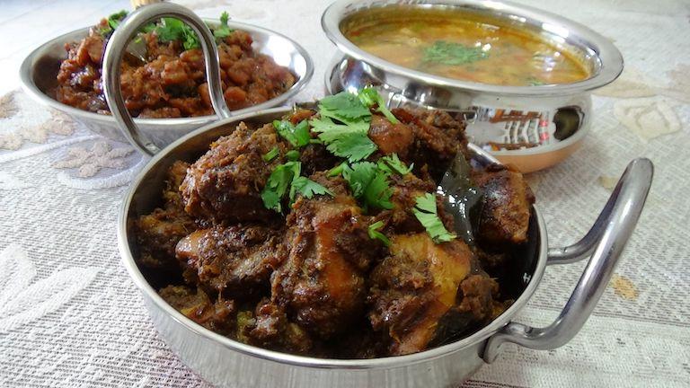 Miryala Kodi Vepudu (Chicken)