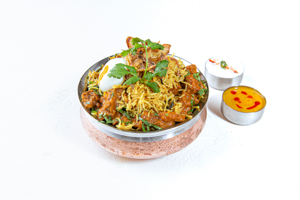 Tikka Biryani Chicken (House Favorite)