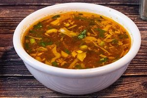 Hot & Sour Veg Soup
