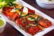 Amaravati Grill Fish