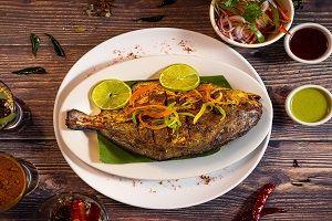 Fish Pomfret