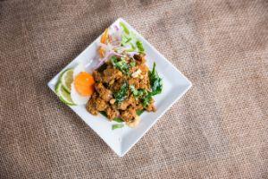 Chicken Manchurian (Gravy)