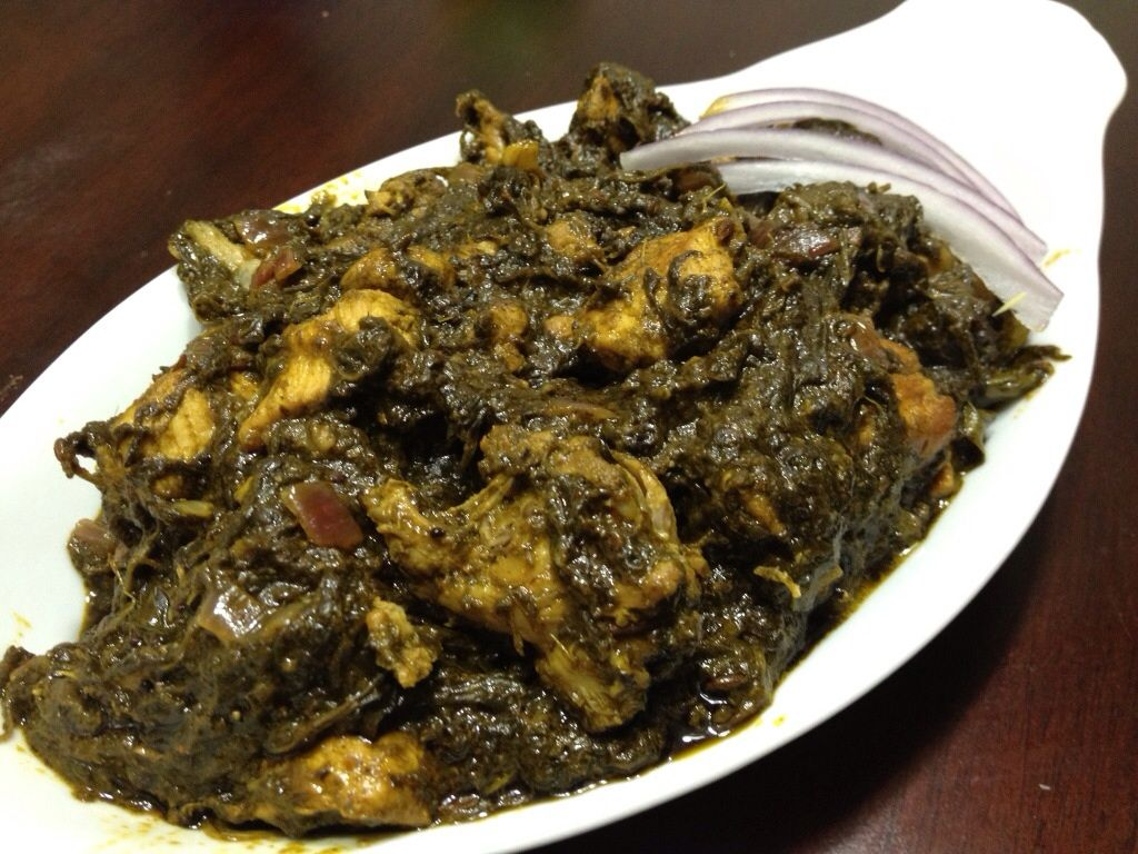 CHICKEN GONGURA