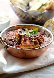 Amaravathi Goat Curry