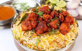 Vijayawada Boneless Chicken Biryani (Single)
