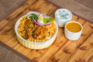 Butter Chicken Biryani  - Family Pk