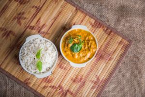 Amaravati Chicken Curry