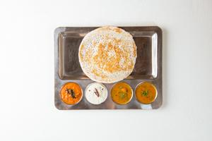 Uthappam Cheese