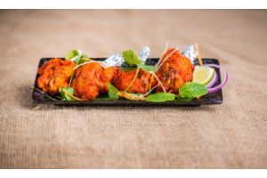 Tandoori Chicken (Full- 2 leg pieces)
