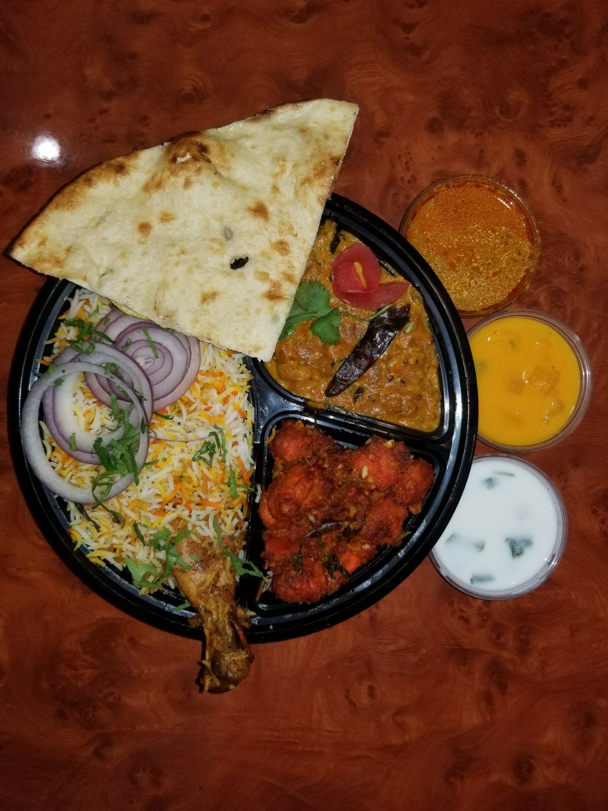 Chicken Thali2Go