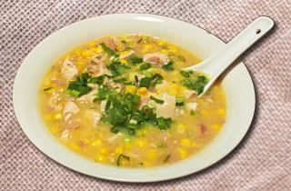Chicken Sweet Corn Soup