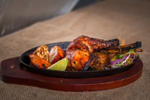 Tandoori Chicken (Half)