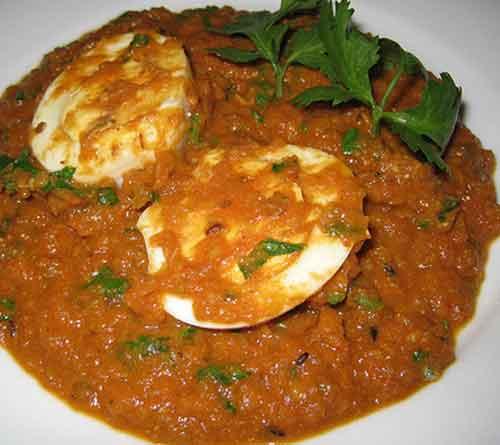 Egg Masala