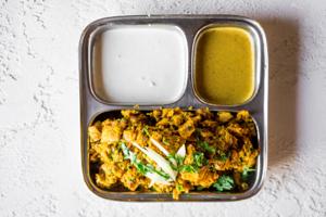 Kothu Parotta Egg  (House Special)