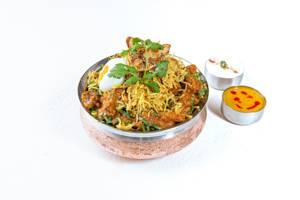 Chicken Tikka Biryani  (House Special)