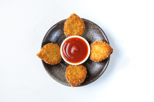 Vegetable Cutlets (4)