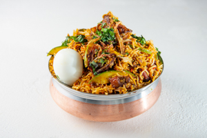 Avakai Biryani Chicken
