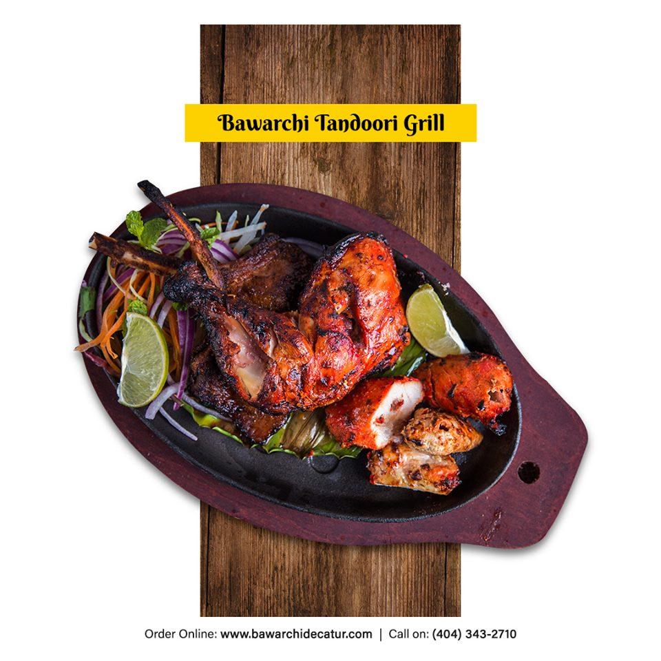Bawarchi Tandoori Grill