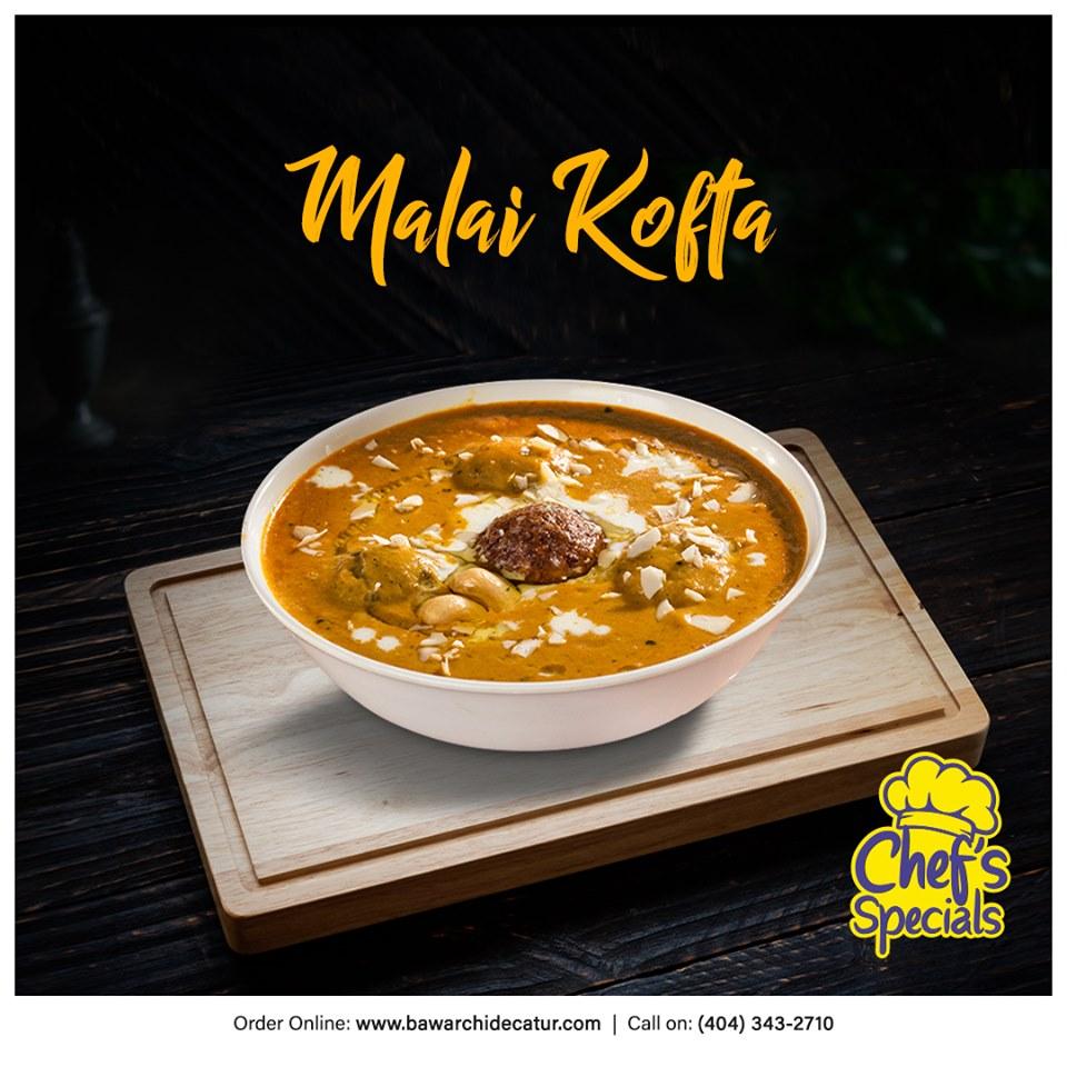 Malai Kofta (Chefs Specialty)