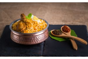 Chicken Tikka Biryani (New)