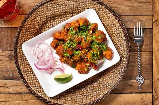 Karampodi Chicken (New)