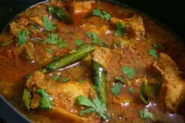 Hyderabad Chicken Curry
