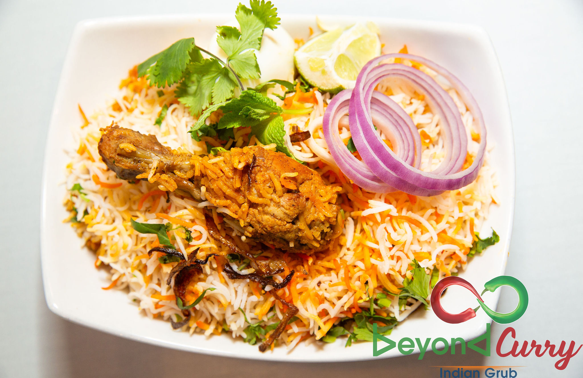 Chicken Fry Biryani