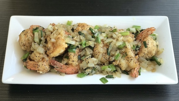 Shrimp Salt and Pepper